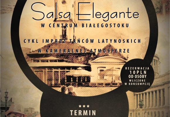 Tańce w Esperanto Cafe