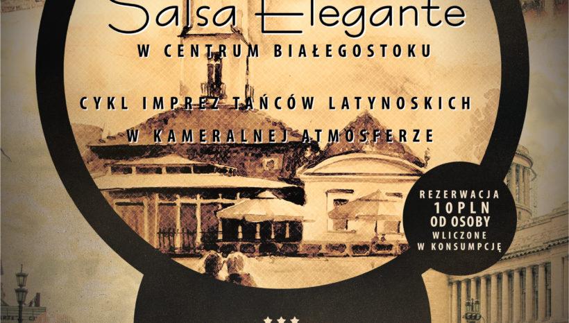 Tańce w Esperanto Cafe. Poczuj klimat Havany lat '50.