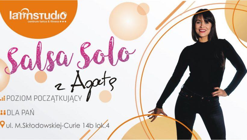 Salsa Solo – nowy kurs od podstaw (tylko dla kobiet!)
