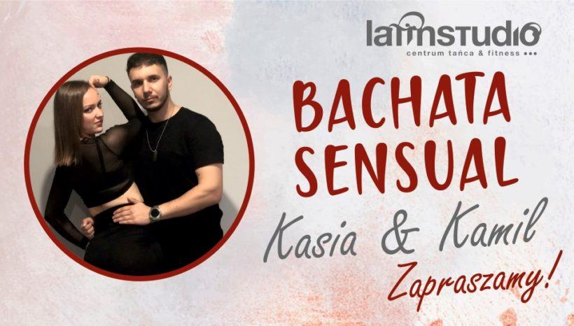 "Bachata Sensual – nowy kurs w parach od ""0"""