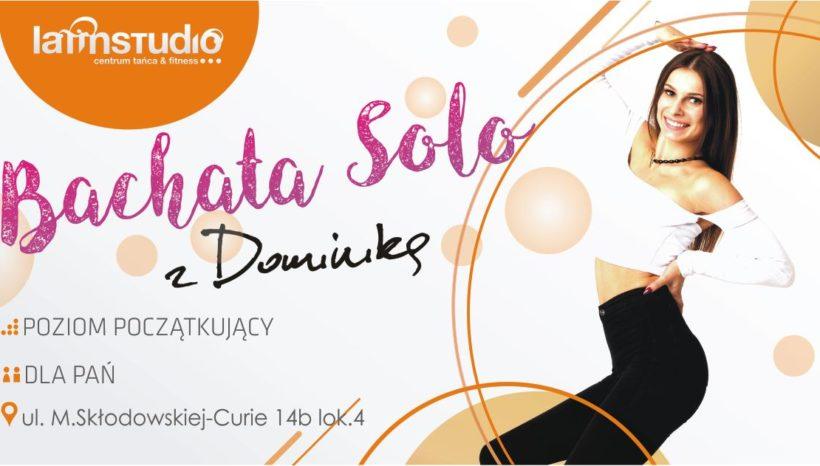 Bachata Solo – tylko dla Kobiet – Dołącz do grupy!