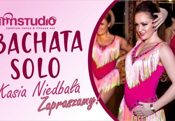 Kasia Niedbała, Bachata Solo, Białystok, Latin Studio