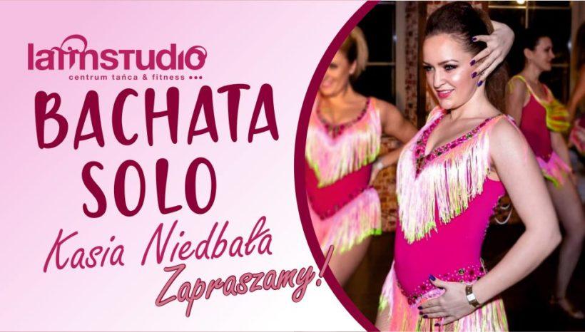 Bachata Solo * tylko dla Kobiet – Nowy Kurs!